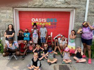 oasis des enfants